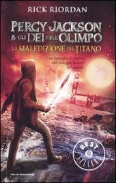 La maledizione del titano. Percy Jackson e gli dei dell'Olimpo. Vol. 3