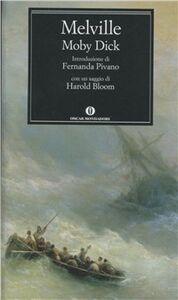 Foto Cover di Moby Dick, Libro di Herman Melville, edito da Mondadori