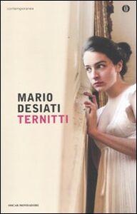 Libro Ternitti Mario Desiati