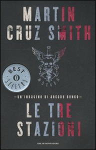 Libro Le tre stazioni Martin Cruz Smith