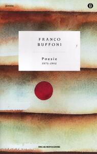 Poesie 1975-2012
