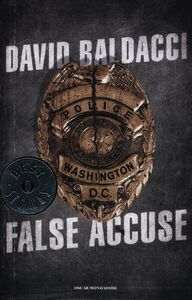 Libro False accuse David Baldacci