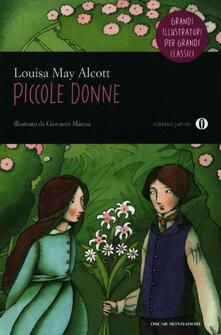 Piccole donne. Ediz. illustrata - Louisa May Alcott - copertina
