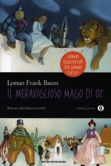 Listadelpopolo.it Il meraviglioso mago di Oz. Ediz. illustrata Image
