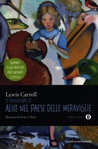 Libro Alice nel paese delle meraviglie Lewis Carroll