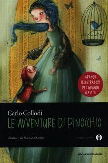 Premioquesti.it Le avventure di Pinocchio. Ediz. illustrata Image