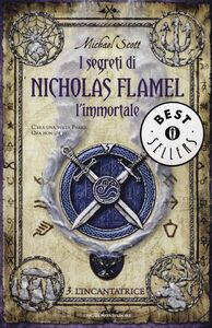 Libro L' incantatrice. I segreti di Nicholas Flamel, l'immortale. Vol. 3 Michael Scott