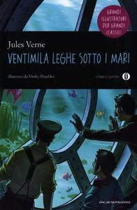Libro Ventimila leghe sotto i mari Jules Verne