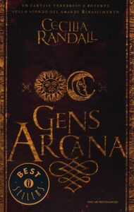 Libro Gens Arcana Cecilia Randall