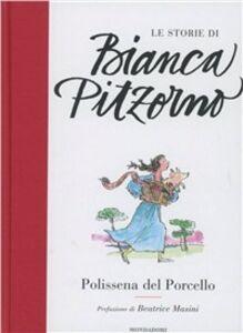 Foto Cover di Polissena del Porcello, Libro di Bianca Pitzorno, edito da Mondadori