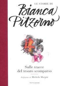 Foto Cover di Sulle tracce del tesoro scomparso, Libro di Bianca Pitzorno, edito da Mondadori