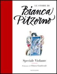 Foto Cover di Speciale Violante, Libro di Bianca Pitzorno, edito da Mondadori
