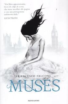 Muses - Francesco Falconi - copertina