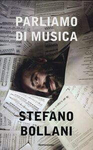 Libro Parliamo di musica Stefano Bollani