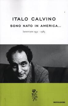 Antondemarirreguera.es Sono nato in America... Interviste 1951-1985 Image