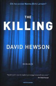 Libro The killing David Hewson