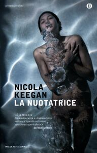 Libro La nuotatrice Nicola Keegan