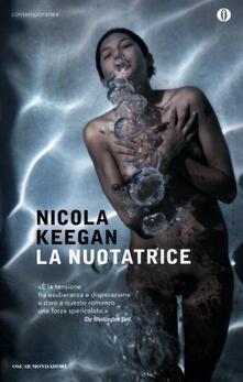 La nuotatrice - Nicola Keegan - copertina