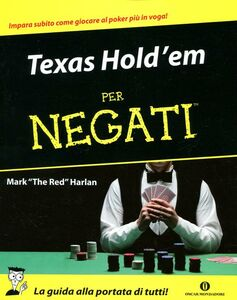 Libro Texas Hold'em per negati Mark Harlan