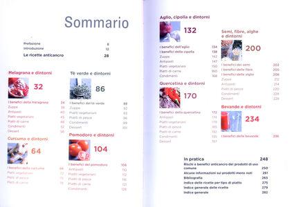Libro La vera dieta anticancro in 100 ricette golose David Khayat , Caroline Rostang 1