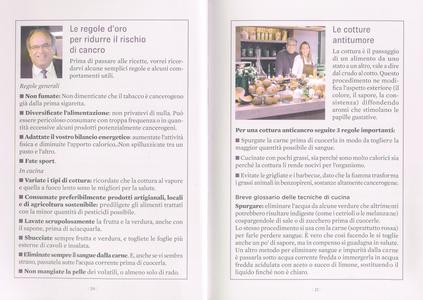 Libro La vera dieta anticancro in 100 ricette golose David Khayat , Caroline Rostang 2