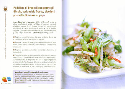 Libro La vera dieta anticancro in 100 ricette golose David Khayat , Caroline Rostang 4
