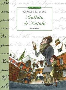 Libro Ballata di Natale Charles Dickens