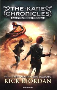 Libro La piramide rossa. The Kane Chronicles. Vol. 1 Rick Riordan
