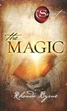 The magic - Rhonda Byrne - copertina