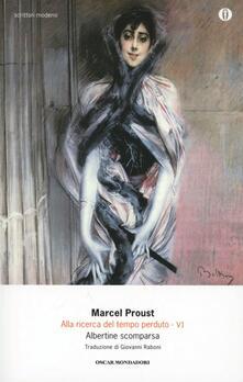 Camfeed.it Alla ricerca del tempo perduto. Vol. 6: Albertine scomparsa. Image