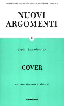 Voluntariadobaleares2014.es Nuovi argomenti. Vol. 59: Cover. Image