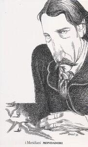 Foto Cover di Romanzi, racconti e saggi, Libro di Robert L. Stevenson, edito da Mondadori