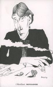 Libro Romanzi Virginia Woolf