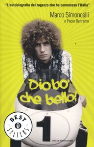 Libro Diobò che bello! Marco Simoncelli , Paolo Beltramo