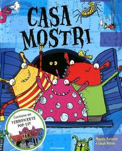 Casa mostri. Libro pop-up