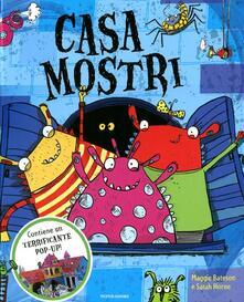 Fondazionesergioperlamusica.it Casa mostri. Libro pop-up Image