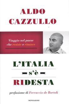 Letterarioprimopiano.it L' Italia s'è ridesta. Viaggio nel paese che resiste e rinasce Image