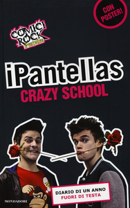Libro Crazy school. Con poster iPantellas