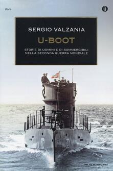 Festivalpatudocanario.es U-Boot. Storie di uomini e di sommergibili nella seconda guerra mondiale Image