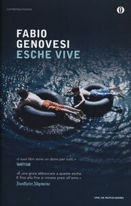 Foto Cover di Esche vive, Libro di Fabio Genovesi, edito da Mondadori