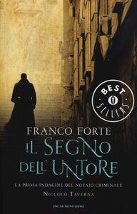 Libro Il segno dell'untore Franco Forte