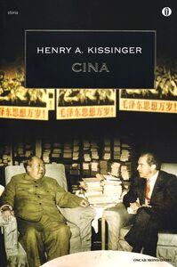 Libro Cina Henry Kissinger