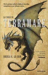 La saga di Terramare: Il mago-Le tombe di Atuan-Il signore dei draghi-L'isola del drago-I venti di Terramare-Leggende di Terramare