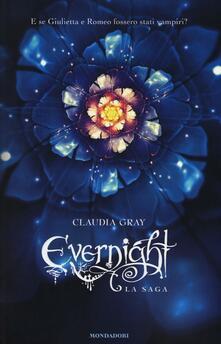 Evernight la saga: Evernight-Stargazer-Hourglass