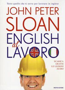 Libro English al lavoro John P. Sloan