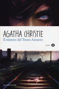 Libro Il mistero del Treno Azzurro Agatha Christie