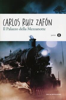 Il palazzo della mezzanotte - Carlos Ruiz Zafón - copertina