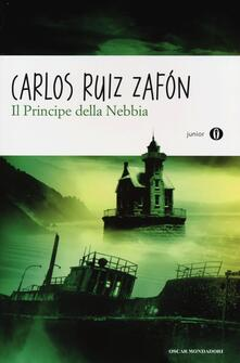 Il principe della nebbia - Carlos Ruiz Zafón - copertina