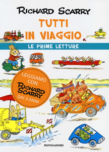 Libro Tutti in viaggio Richard Scarry