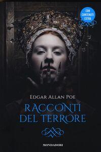 Foto Cover di Racconti del terrore, Libro di Edgar A. Poe, edito da Mondadori